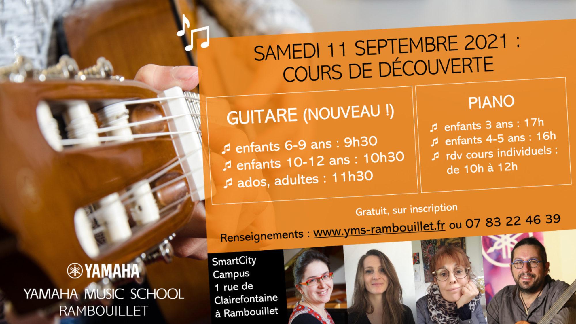 Yamaha Music School de Rambouillet